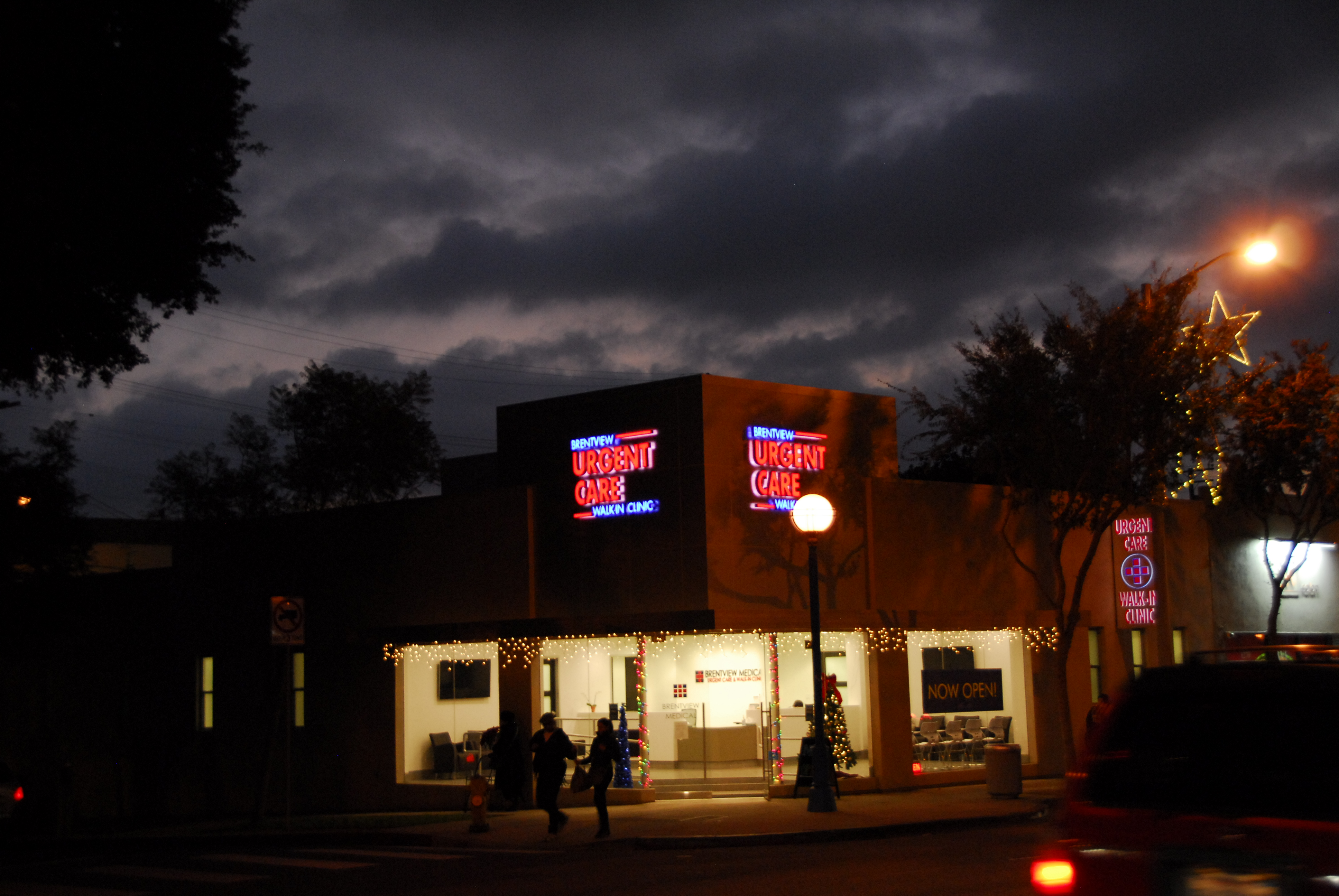 Picture of the West Hollywood Urgent Care Exterior